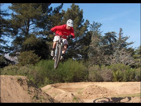 Bikeskills.com: Pumping For Speed and Control
