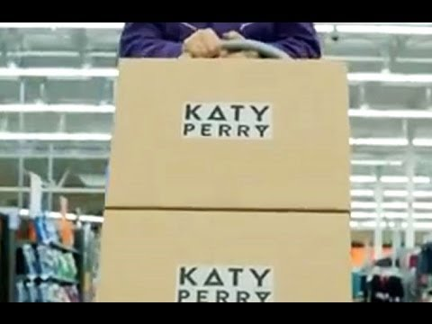 KATY PERRY NEW 'PRISM' ALBUM TRAILER VIDEO!