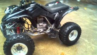 2. Nice 2005 honda trx250ex for sale