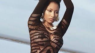 �Nicki Minaj Gracias a Los Cubre Pezones