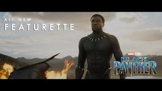 "VIDEO: BLACK PANTHER – ""Good to be King"" Featurette"