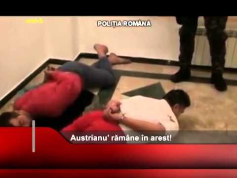 Austrianu', pus în libertate, dar rămâne în arest!