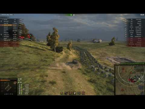 T25 Pilot - 3.2k Damage + 2.3k Assist. (видео)
