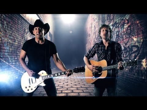 Lee Kernaghan & Dierks Bentley – Scars