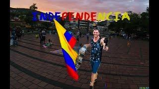 En este vídeo celebro el día de independencia de Colombia, y hago amigos con unos vecinos para tomar unas fotos para el instagram al final del video estaba ...