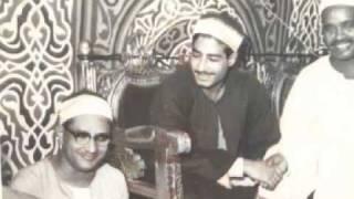 تلاوة نادرة للشيخ محمد المنشاوي - نهاوند من سورة النحل