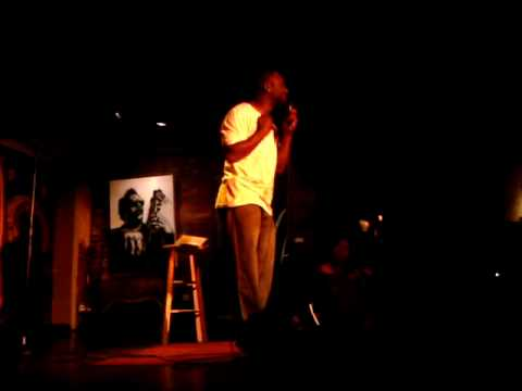 JJ Williamson @ The ATL Comedy Fest