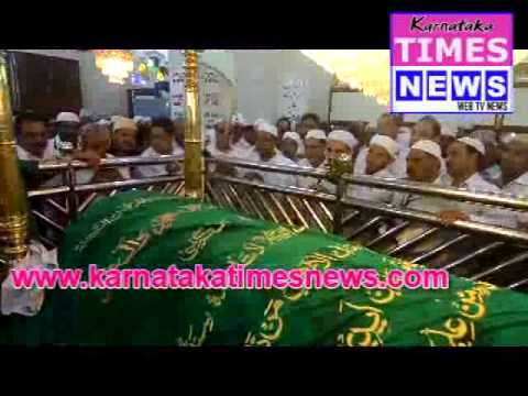 CM Siddaramayya Offer Prayer in Ullala Dargah