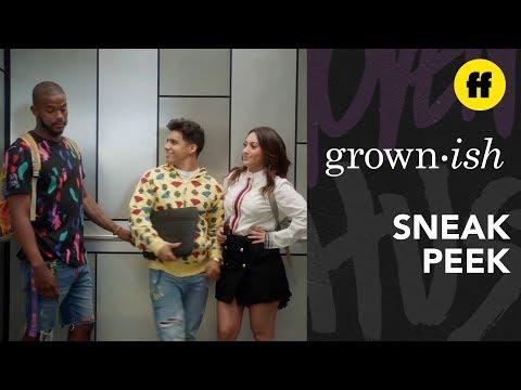 grown-ish Season 2, Episode 8 | Sneak Peek: Catch Me If You Can | Freeform