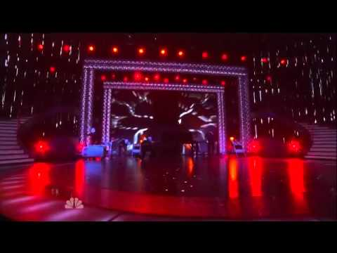 David Copperfield Live performance on America's Got Talent FINALE
