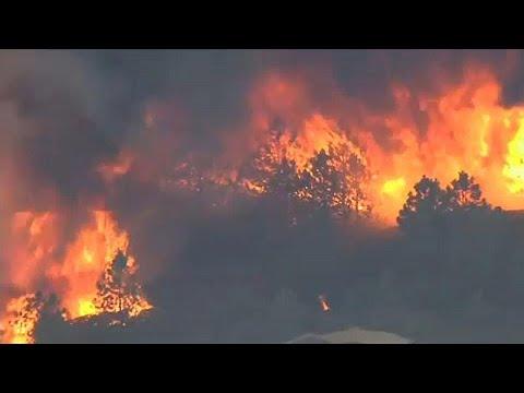 Η μεγαλύτερη πυρκαγιά στην ιστορία της Καλιφόρνιας