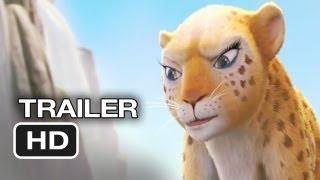 Nonton Delhi Safari Official Trailer  1  2012    Jane Lynch  Cary Elwes Movie Hd Film Subtitle Indonesia Streaming Movie Download