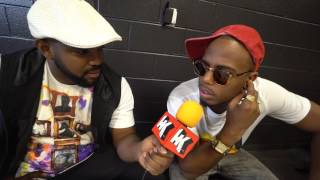 Headkrack discusses the fascinating Mandela Effect with B.o.B in this clip. Google it. More #RSMS videos at RickeySmileyMorningShow.com. ‬