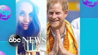 Markle (IN) United States  city images : Prince Harry, Meghan Markle New Romance?