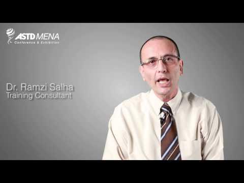 د. رمزي صالحة - مؤتمر ASTD MENA 2013 للتدريب