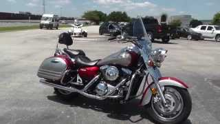 5. 011149 - 2007 Kawasaki Vulcan Nomad VN1600D - Used Motorcycle For Sale