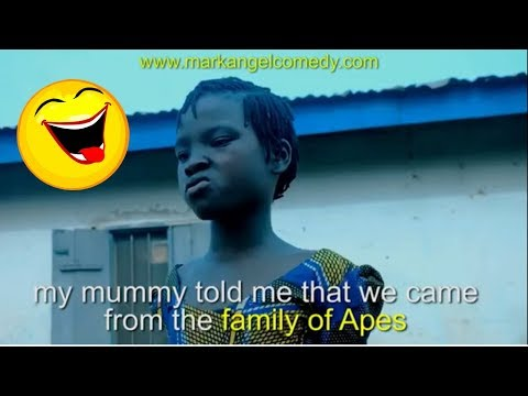 Mark Angel Comedy NOT YOUR FAMILY - Emmanuella Comedy
