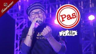 [NEW] RESPECT! Yukie Langsung Pakai Kaos Dari Paser | Pas Band - Aku | INTERSPORT - Jakarta 2017