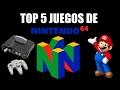 Top 5 Especial: Videojuegos De Nintendo 64 Retro Toro