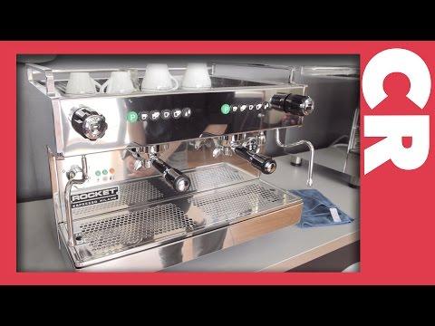 Rocket Espresso Boxer 2 Group | Crew Review