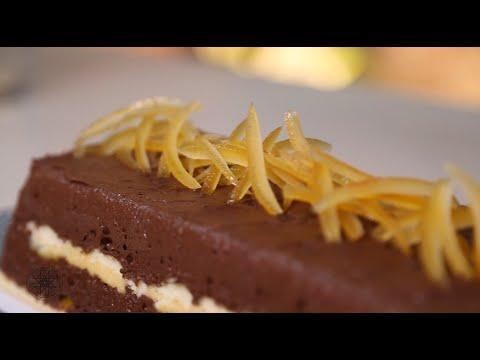 Choumicha Recette : Gâteau glacé à la Mousse au Chocolat