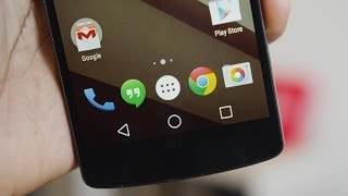 Video Youtube de Android L Keyboard
