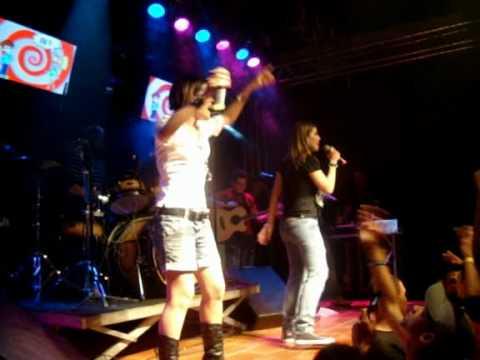 Show Ana Elisa e Mariana - Sou Ciumenta em Morro Agudo