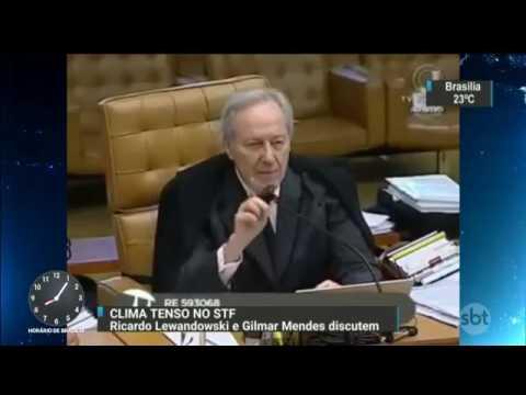 Treta entre Pinguins de Toga (STF) Neta do Ex- Presidente Sarney (ESTUPRADA e ASFIXIADA)