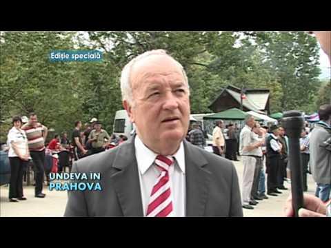 Emisiunea Undeva în Prahova – comuna Cerașu – 25 mai 2014