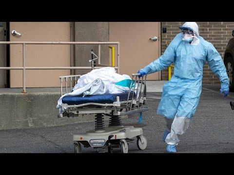 ΗΠΑ- COVID-19: «Θα υπάρξουν πολλοί θάνατοι»