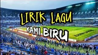 "Video Lirik Lagu Persib Terbaru !!! "" Kami Biru "" MP3, 3GP, MP4, WEBM, AVI, FLV September 2018"