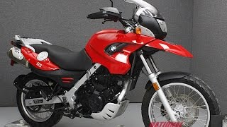 6. 2009 BMW G650GS  - National Powersports Distributors