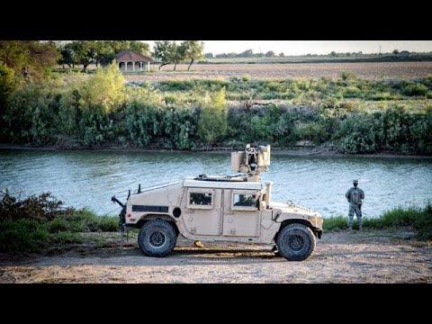 USA schicken Nationalgarde an die Grenze zu Mexiko