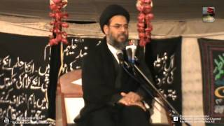 06 - Ittaqullah - Allama Aqeel-ul-Gharvi - 27 Moharram 1435 / 2013