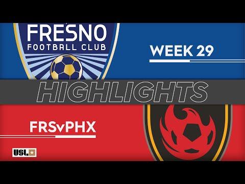Fresno - Аризона Юнайтед 2:1. Видеообзор матча 22.09.2019. Видео голов и опасных моментов игры