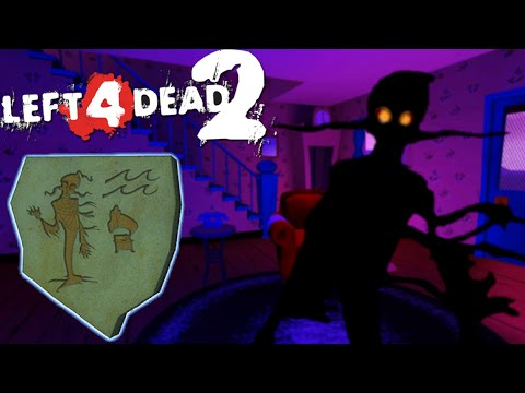 Going Nowhere - L4D2 Courage The Cowardly Dog Survival Map