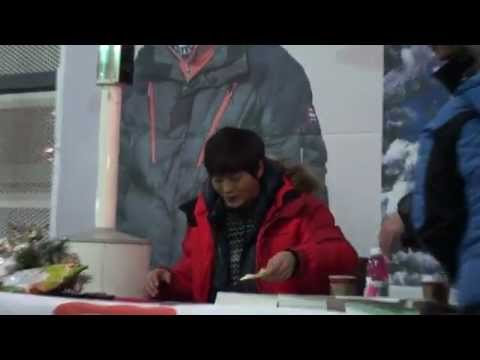 Joo Won 주원 : Mountia Fanmeet December 15, 2012 12/15/2012 (видео)