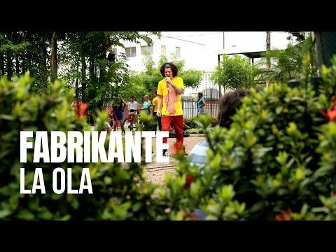 """Sesiones Al Parque - Fabrikante - """"La Ola"""" (EP1)"""