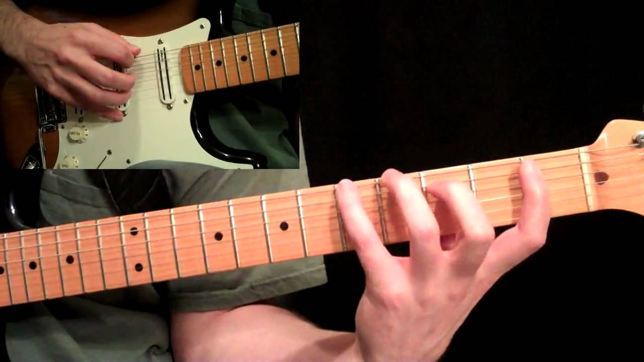 "Intervals On The Guitar Pt.1 ""Thirds"" – Advanced Guitar Lesson"