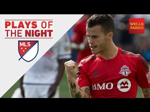 Video: Nutmegs galore and the Sebastian Giovinco show | Plays of the Night presented by Wells Fargo