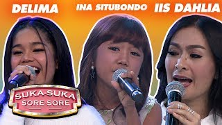 Video Paling Ditunggu! Penampilan Delima, Ina Situbondo Dan Mama Iis  - Suka Suka Sore Sore (31/1) MP3, 3GP, MP4, WEBM, AVI, FLV Maret 2019