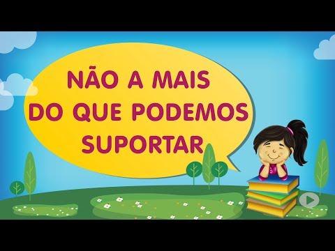 NÃO HA MAIS DO QUE PODEMOS SUPORTAR | Cantinho da Criança com a Tia Érika