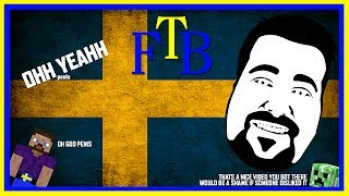 First Blood FTB Server Vs Arkas And Etho (Live Stream Recording)