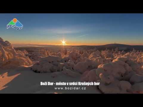 Boží Dar - winter promo