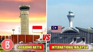 Video Lebih Megah Yg Mana! Inilah Perbandingan Fasilitas Bandar Udara Indonesia, Malaysia Dan Singapore MP3, 3GP, MP4, WEBM, AVI, FLV April 2019