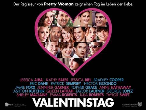 Valentinstag (Valentine's Day) - Trailer Deutsch