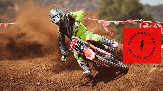 7. First Impression Of The 2019 Honda CRF450R Works Edition