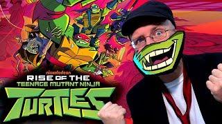Video Rise of the Teenage Mutant Ninja Turtles - Nostalgia Critic MP3, 3GP, MP4, WEBM, AVI, FLV Agustus 2018