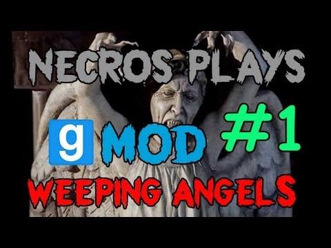 Garry's Mod Weeping Angels Mod Showcase