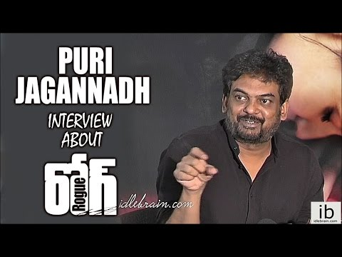 Puri Jagannadh interview about Rogue